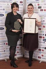 Valley at Work award 2014